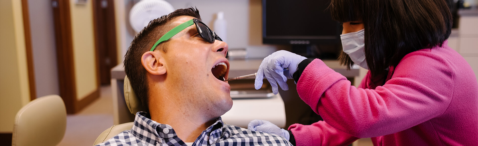 Fun with the doctor - Pediatric Dentist in Noblesville, IN