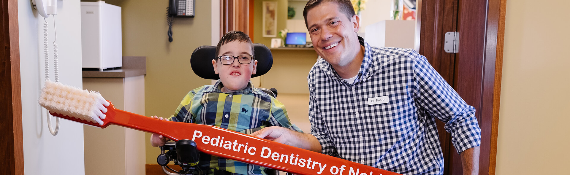 We care for our patients - Pediatric Dentist in Noblesville, IN