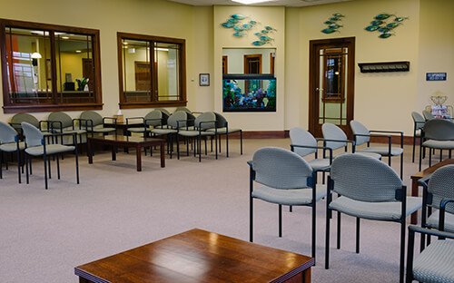 Extra Seating - Pediatric Dentist in Noblesville, IN